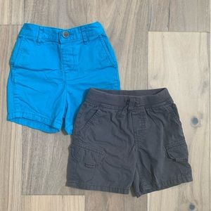 ⏰5/$25 Children's Place Cherokee Boys 18 Mo Shorts